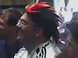 Henning the Fussbal Fan